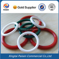 mexico hot selling silicone rubber o rings for bag/key ring/ NBR rubber o ring for pump motor/bus
