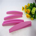 ODM logo extra diamond colorfully abrasive board sponge nail file