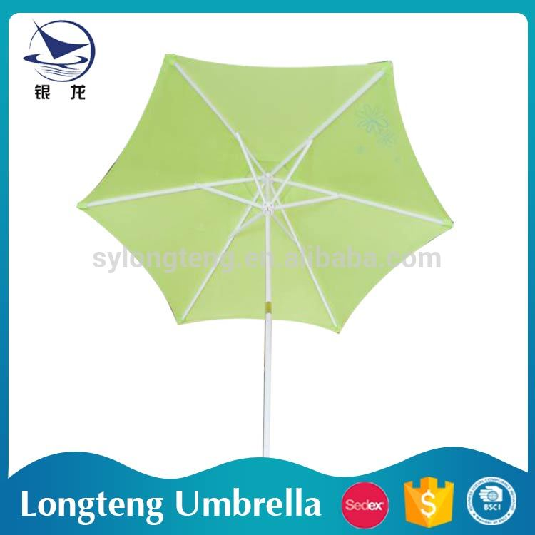 Top quality OEM and ODM Sunshade Polyester water proof patio umbrella