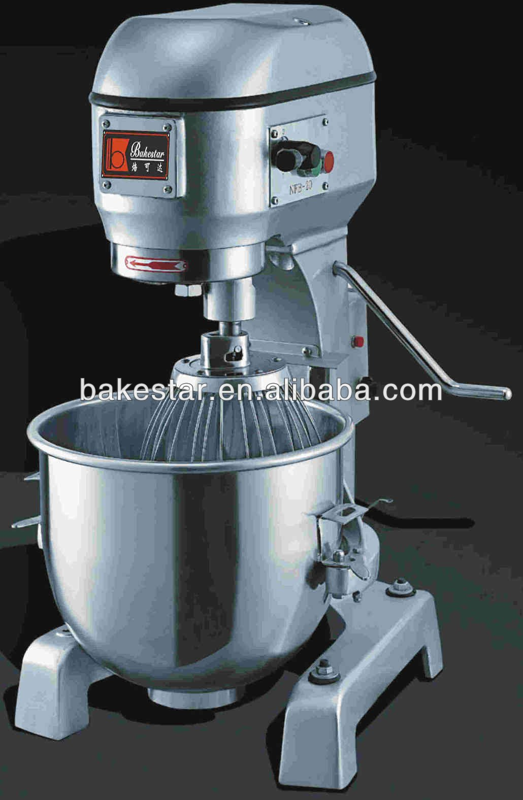20L High speed Stainless Steel Planetary Mixer