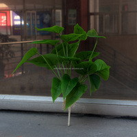 artificial calla lily flower leaves for flower arrangement