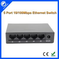 Ethernet Hub rj45 4 Port Network Switch