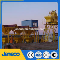 40m3/h concrete batching plant