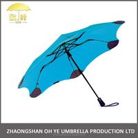 Market sell auto open promotion rain gear best collapsible umbrella