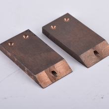electrical industry electrode and contact with copper tungsten alloy