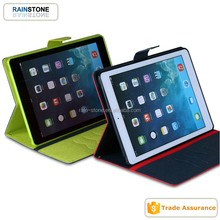 Tablet cover for iPad mini 4, Korean brand leather cover case flip leather