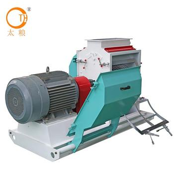 Good Price feed processing hammer mills Most Popular Capacity 3-16t/h for Industrial mass production
