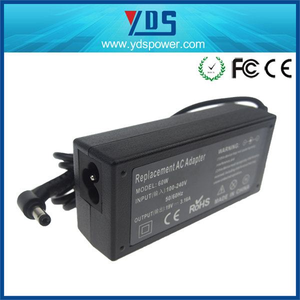 new product ideas ac plug adaptor electric charger 5.5*1.7mm laptop dvd drive adapter