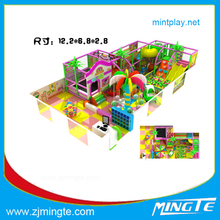 The newest Cheap Multiple indoor amusement park projects naughty castle amusement park