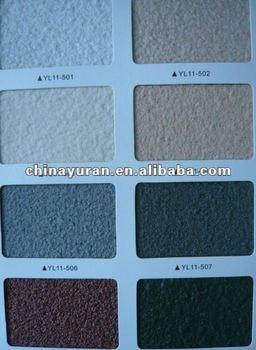 Imitation Stone Coating Paint For Exterior Building Wall