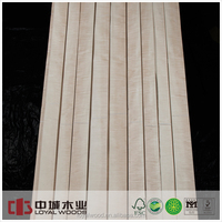 Masterpiece natural wood veneer figured sycamore for furniture,decoration,plywood,etc