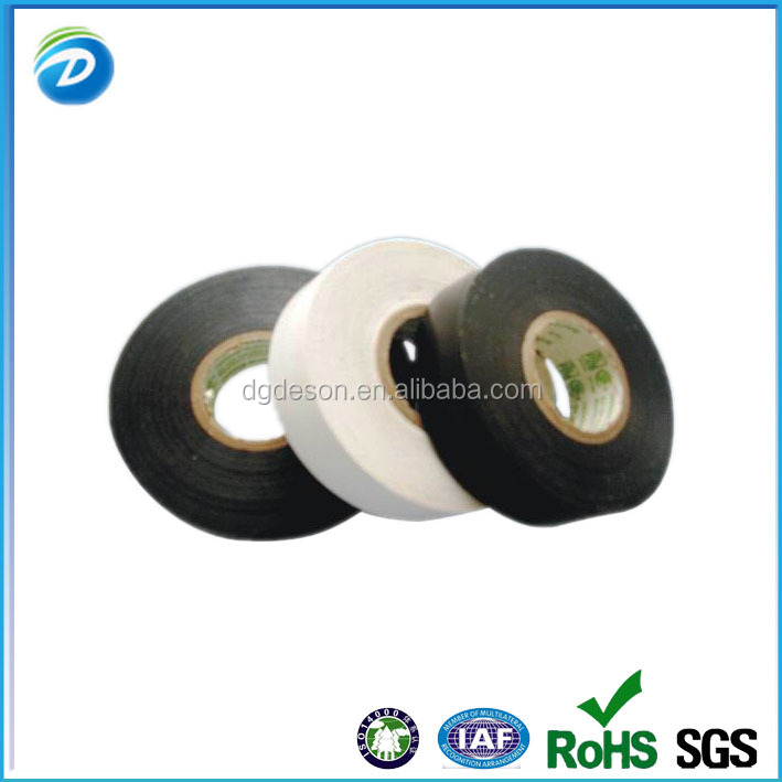 Pipe Protection Insulation PVC Single Side Tape