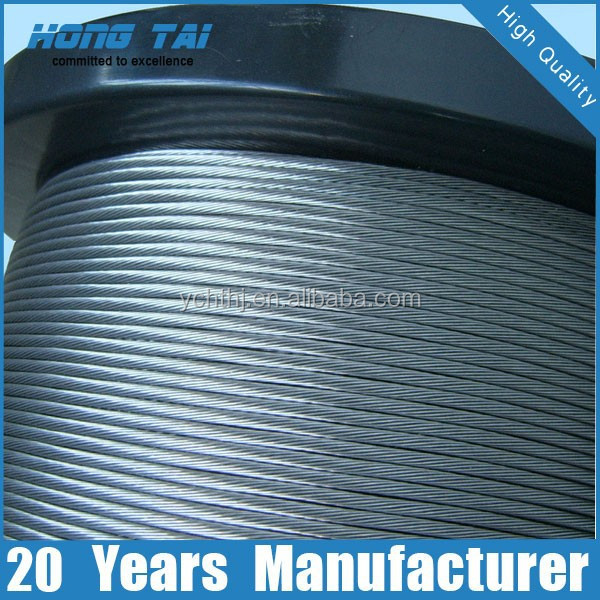 Heating Element Stranded Nichrome Wire for Heat Treatment