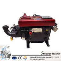 Wholesale ZS1115 Tractor Single Cylinder Water-cooled Diesel Engine