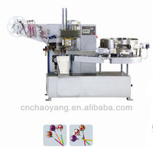 Full-Automatic Spherical Lollipop Twist Packing Machine(spherical lollipop)