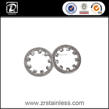 DIN6797 304 Stainless Steel Internal Tooth Washer