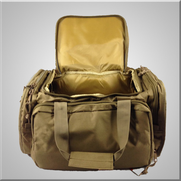 600D ballistic nylon Tactical Shooting Gun Range Bag