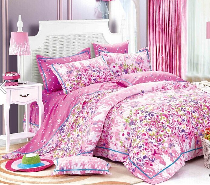 Wholesale sheet bedding sets luxury