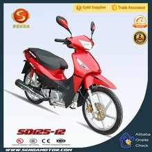 110cc Motorcycle Single Cylinder 4-stroke Cub Type Motorcycles SD125-12