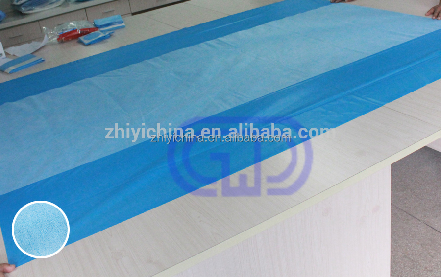 TOP-END dispoable back table cover waterproof sterile