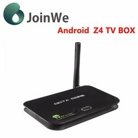 Android 5.1 Tv Box Octa Core Cpu Ddr3 2gb Emmc 16gb Z4 Android Tv Box