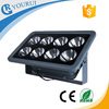 Projecting lighting waterproof cob aluminum high lumen 400w led floodlight