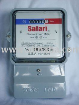 Safari Kwh meter CT-888