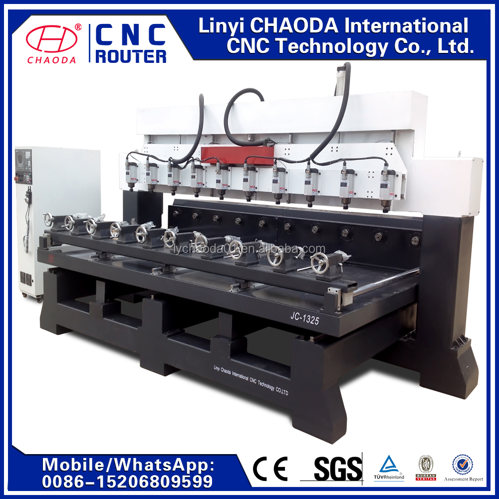 duplicate cnc machine for furniture legs and armchair devices