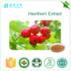 fresh hawthorn berry plants, hawthorn leaf extract