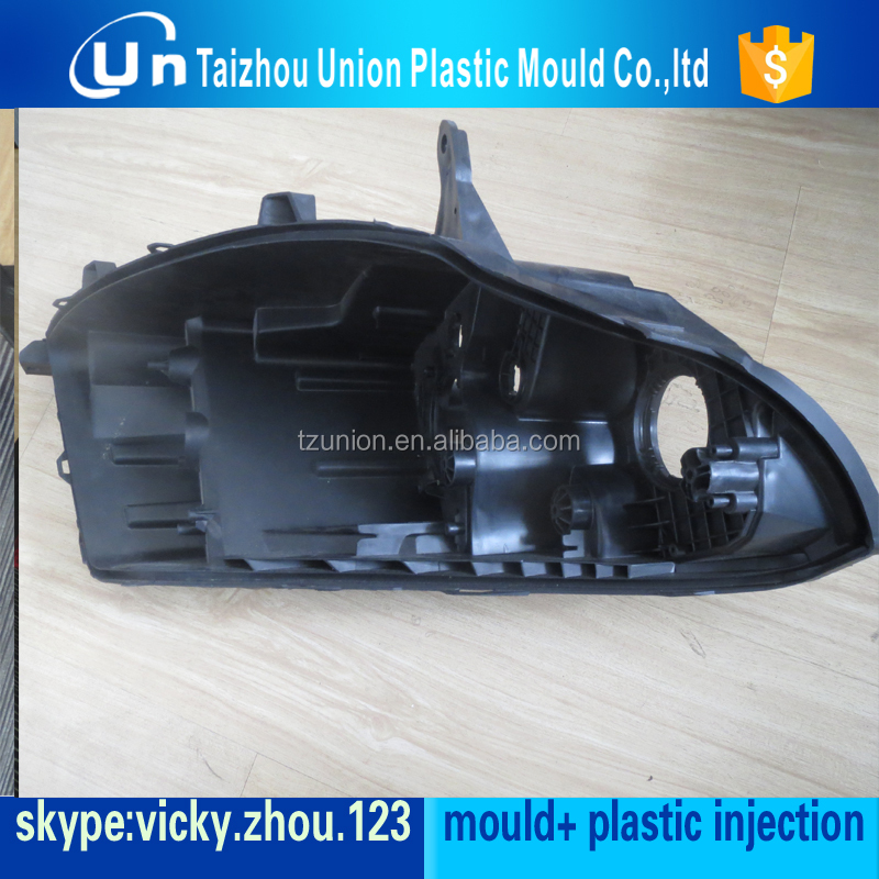 plastic car light mould injection mold manufactory