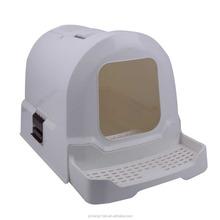 Pet Product Supplier Plastic Litter Box Cat Litter Box for Cats