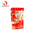 Custom Promotional High Quality Plastic Bag For Candy Cone