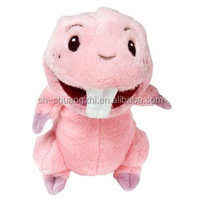 Plush toys for crane machine animal stuffed toy big tooth otter character stuffed animal cute dolls