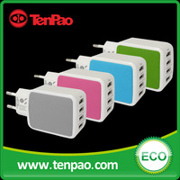 17W 5V 3.4A Dual usb universal travel adapter