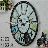 New Arriva Wall Clock Different Shape&Home Decorative Promotional Wall Clock