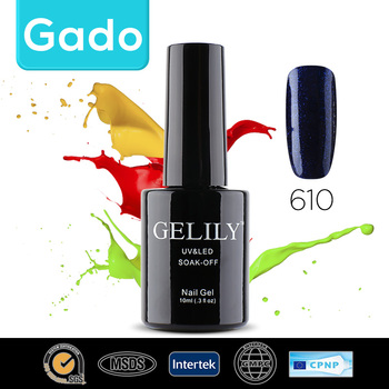 Gado Wholesale Gelily best selling gel nail polish
