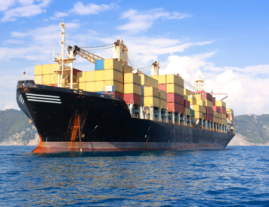 International ocean sea freight lcl container shipping services from China to Mexico - Frank