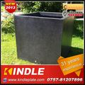 Kindle 2013 New polychrome antique iron flower pot with 31 years experience