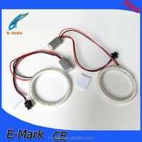 B-deals large amount export GRANDE PUNTO 2015 smd led car ring angel eye for Fiat