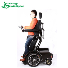 heavy duty high power electric standing wheelchair