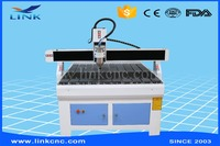 High quality cnc cutting machine / wood / glass / plastic / metal / advertising cnc router / Mdf 1212
