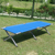 Sun loounger camping cot green outsunny folding face down opening beach sun lounger folding bed for adults
