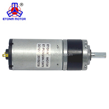 22mm 12v dc electric motor gearbox motor for bicycle high torque low rpm