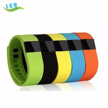 Hot factory wholesale Fitness 2017 Pedometer smart Band/wristband Waterproof Smart Brac
