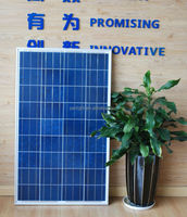 100W cheap solar panel for india market for small solar system from Chinese factory