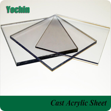 Plastic Sheets Cast Acrylic Sheet for Acrylic Swimming Pool Project