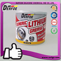 Graphite Lubricating High temp Industrial grease mineral & synthetic red grease