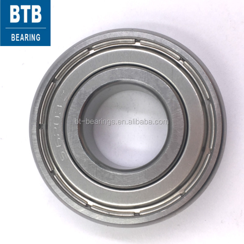 China Made stainless steel ball bearing with high quality 6203 bearing autozone