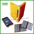 2016 New Waterproof Solar Charger Portable Power Bank