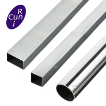 Iron and steel hollow section mild square tube 18x18 weight stainless square steel pipe carbon steel square pipe